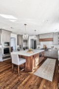 83 Grey Kitchen Wood island - Tips to Designing It Look Luxurious 2405
