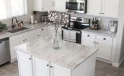 83 Grey Kitchen Wood Island Tips To Designing It Look Luxurious 80