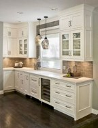 91 Amazing Kitchen Cabinet Design Ideas for A Small Space 2115