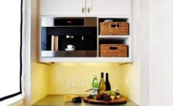 91 Amazing Kitchen Cabinet Design Ideas For A Small Space 32