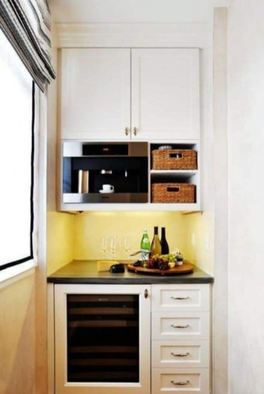 91 Amazing Kitchen Cabinet Design Ideas for A Small Space 2131