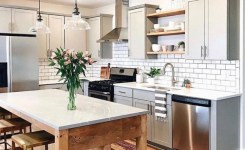 91 Amazing Kitchen Cabinet Design Ideas For A Small Space 39