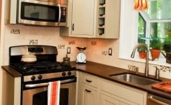 91 Amazing Kitchen Cabinet Design Ideas For A Small Space 4