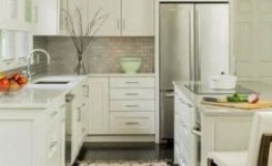 91 Amazing Kitchen Cabinet Design Ideas For A Small Space 40