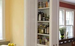 91 Amazing Kitchen Cabinet Design Ideas For A Small Space 47