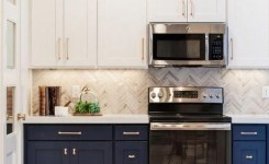 91 Amazing Kitchen Cabinet Design Ideas For A Small Space 51