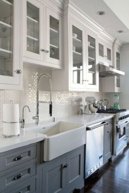91 Amazing Kitchen Cabinet Design Ideas for A Small Space 2157