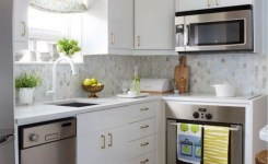 91 Amazing Kitchen Cabinet Design Ideas For A Small Space 6