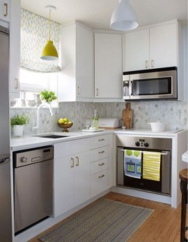 91 Amazing Kitchen Cabinet Design Ideas for A Small Space 2105