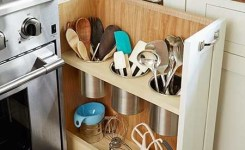 91 Amazing Kitchen Cabinet Design Ideas For A Small Space 62
