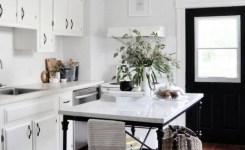 91 Amazing Kitchen Cabinet Design Ideas For A Small Space 7