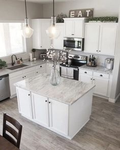 91 Amazing Kitchen Cabinet Design Ideas for A Small Space 2173