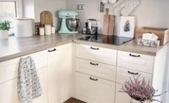 91 Amazing Kitchen Cabinet Design Ideas For A Small Space 83