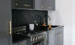 91 Amazing Kitchen Cabinet Design Ideas For A Small Space 87