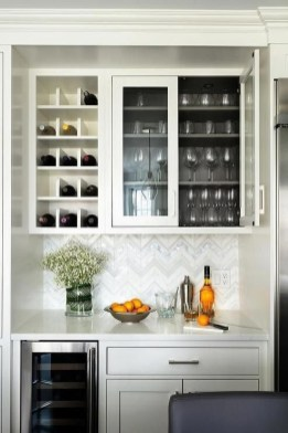 91 Amazing Kitchen Cabinet Design Ideas for A Small Space 2188