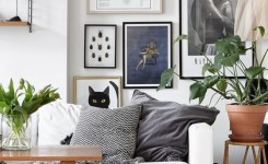 92 Amazing Living Room Designs And Ideas For Your Studio Apartment 1