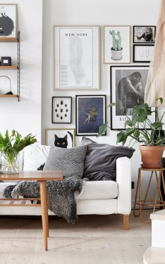 92 Amazing Living Room Designs and Ideas for Your Studio Apartment 2808