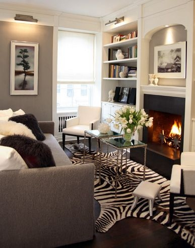 92 Amazing Living Room Designs and Ideas for Your Studio Apartment 2819
