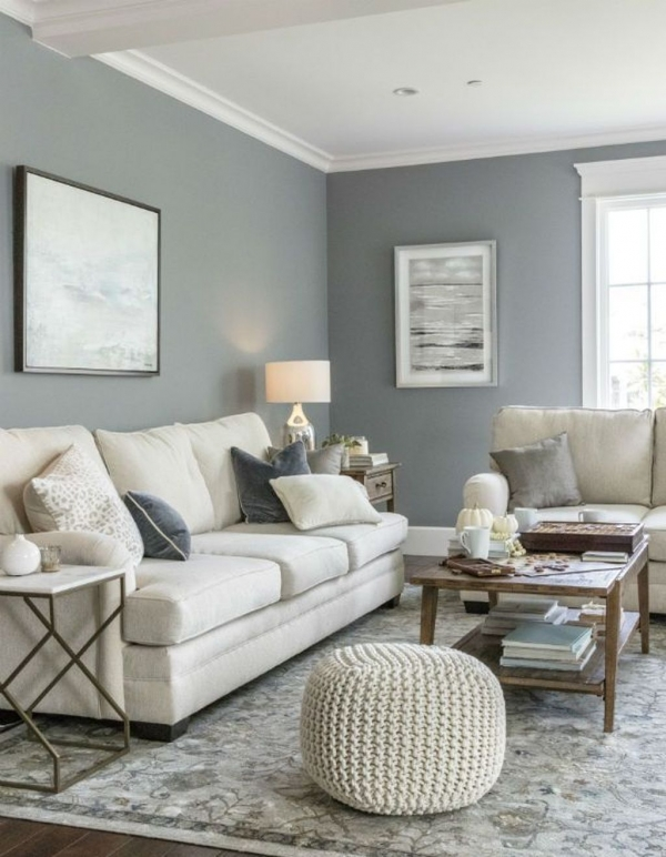 92 Amazing Living Room Designs and Ideas for Your Studio Apartment 2844