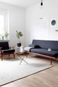 92 Amazing Living Room Designs and Ideas for Your Studio Apartment 2887