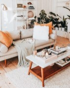 92 Amazing Living Room Designs and Ideas for Your Studio Apartment 2890