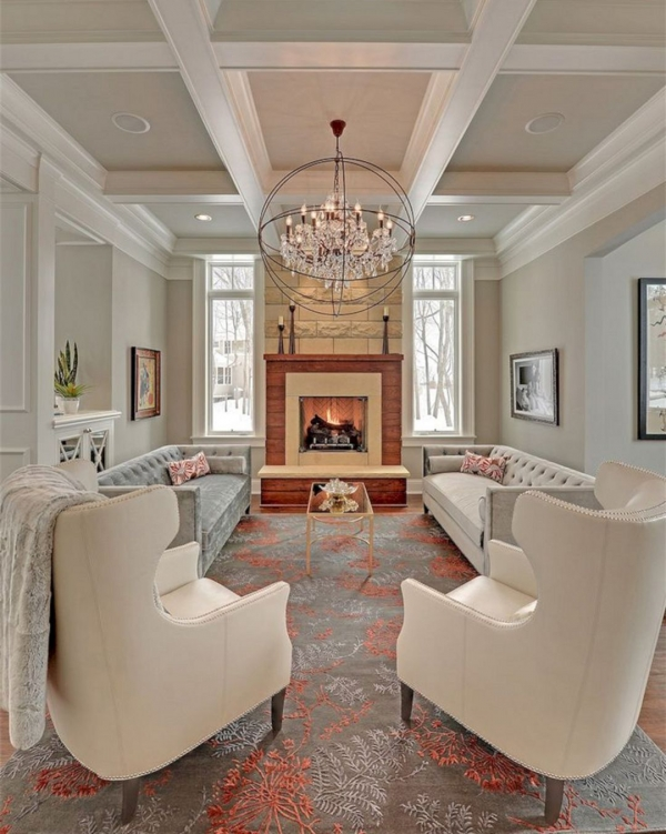 92 Beautiful Living Room Ceilings for Your Living Room Design Inspiration 4174