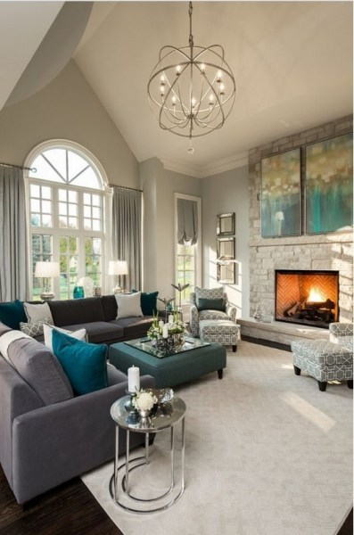 92 Beautiful Living Room Ceilings for Your Living Room Design Inspiration 4161