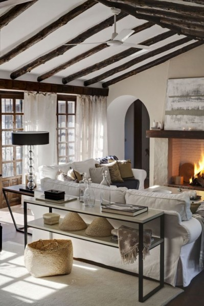 92 Beautiful Living Room Ceilings for Your Living Room Design Inspiration 4186