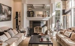 92 Beautiful Living Room Ceilings For Your Living Room Design Inspiration 4