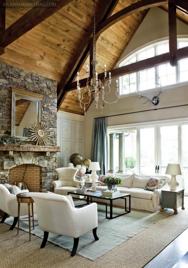 92 Beautiful Living Room Ceilings for Your Living Room Design Inspiration 4208