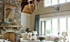 92 Beautiful Living Room Ceilings For Your Living Room Design Inspiration 49