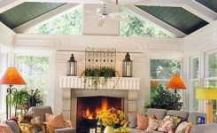 92 Beautiful Living Room Ceilings For Your Living Room Design Inspiration 57