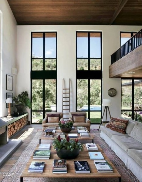 92 Beautiful Living Room Ceilings for Your Living Room Design Inspiration 4223