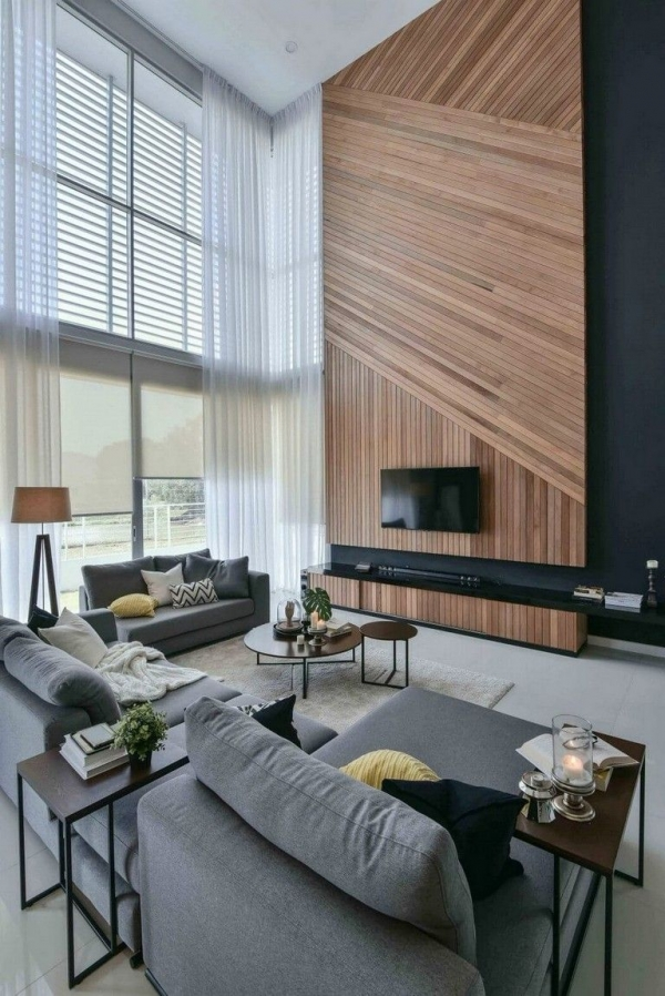 92 Beautiful Living Room Ceilings for Your Living Room Design Inspiration 4224