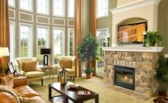 92 Beautiful Living Room Ceilings For Your Living Room Design Inspiration 73
