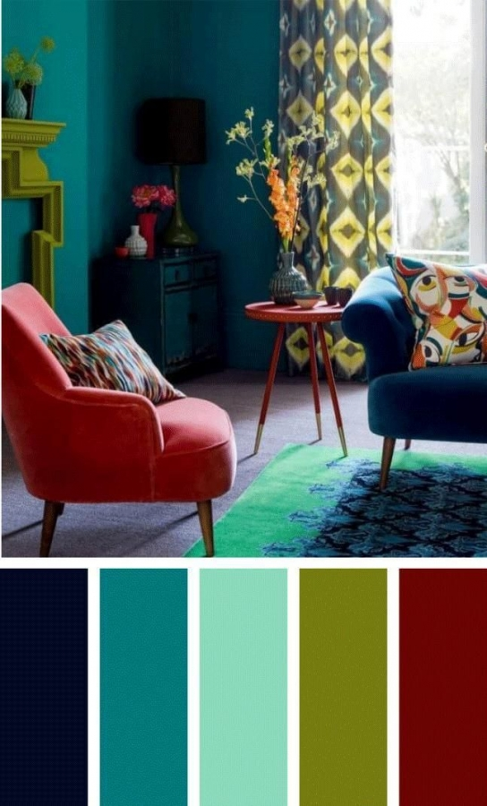 93 top Choices Living Room Color Ideas the Most Desirable 4091