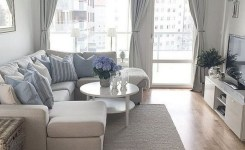 Furniture Layout Tips To Make A Living Room Look Bigger 2