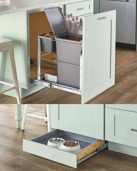 How To Plan Your Kitchen Cabinet Storage For Maximum Efficiency 3