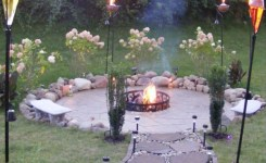 69 Backyard Firepit Design That Inspires How To Improve Your Landscape With A Backyard Firepit 18