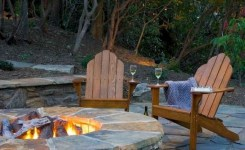 69 Backyard Firepit Design That Inspires How To Improve Your Landscape With A Backyard Firepit 19