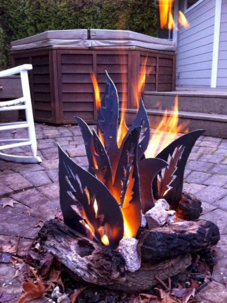 69 Backyard Firepit Design that Inspires - How to Improve Your Landscape with A Backyard Firepit 6454