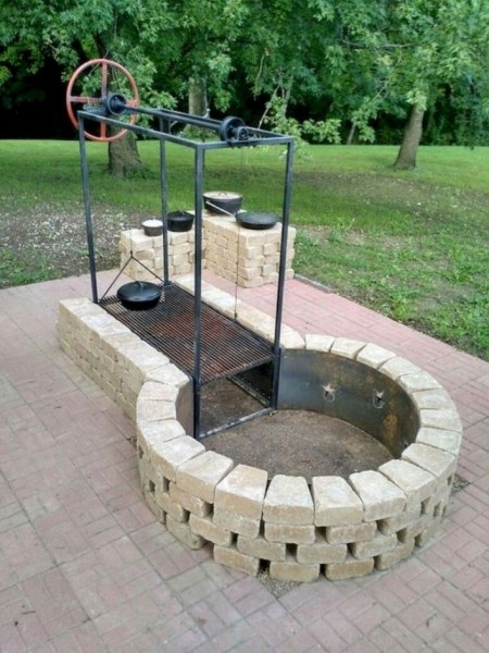69 Backyard Firepit Design that Inspires - How to Improve Your Landscape with A Backyard Firepit 6420