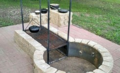 69 Backyard Firepit Design That Inspires How To Improve Your Landscape With A Backyard Firepit 4