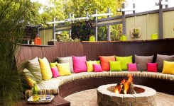 69 Backyard Firepit Design That Inspires How To Improve Your Landscape With A Backyard Firepit 42
