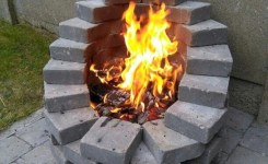 69 Backyard Firepit Design That Inspires How To Improve Your Landscape With A Backyard Firepit 43