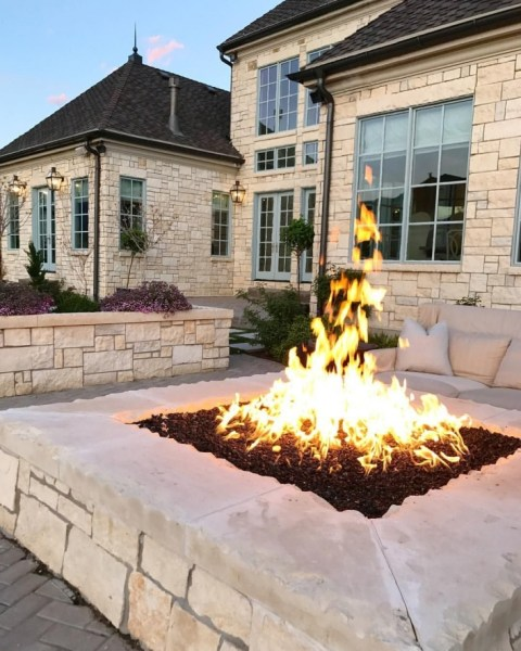 69 Backyard Firepit Design that Inspires - How to Improve Your Landscape with A Backyard Firepit 6421
