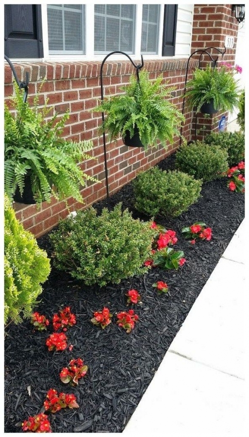 72 Amazing Front Yard Landscaping for Plans 4459