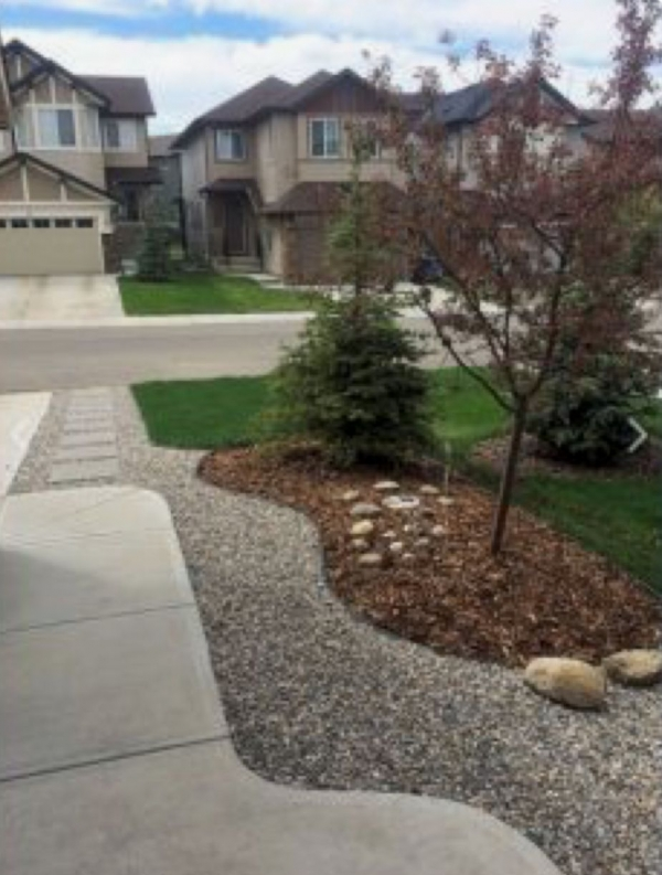 72 Amazing Front Yard Landscaping for Plans 4491