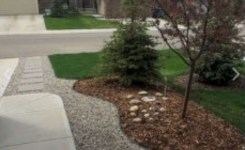 72 Amazing Front Yard Landscaping For Plans 42