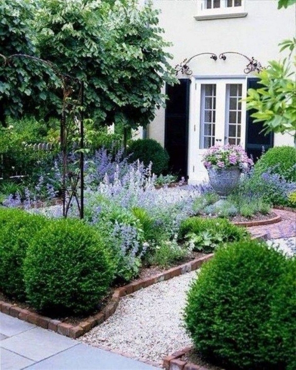 72 Amazing Front Yard Landscaping for Plans 4458